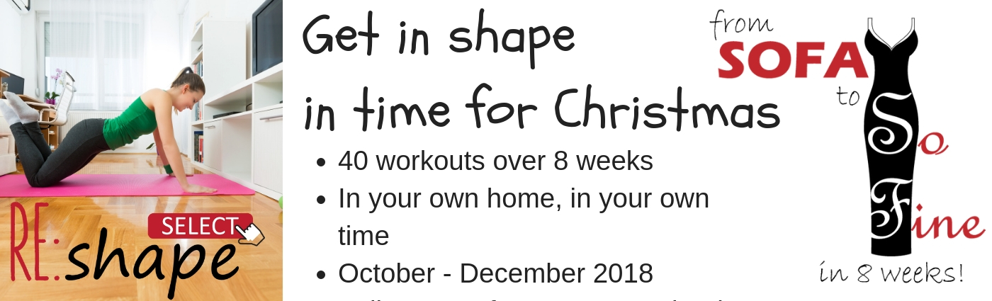 aebc69cd262 Get in Shape for Christmas in Your Own Home